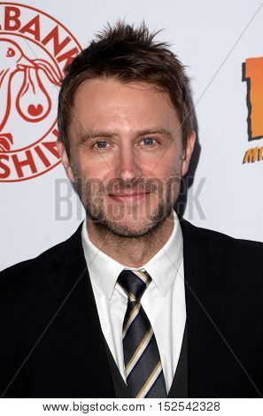 LOS ANGELES - OCT 17:  Chris Hardwick at the