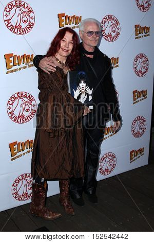 LOS ANGELES - OCT 17:  Pamlea Des Barres, Michael Des Barres at the