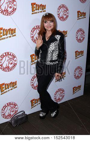 LOS ANGELES - OCT 17:  Judy Tenuta at the