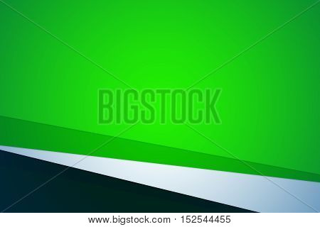 green color abstract multiply shape layer background