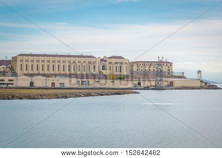 San Quentin State Prison California