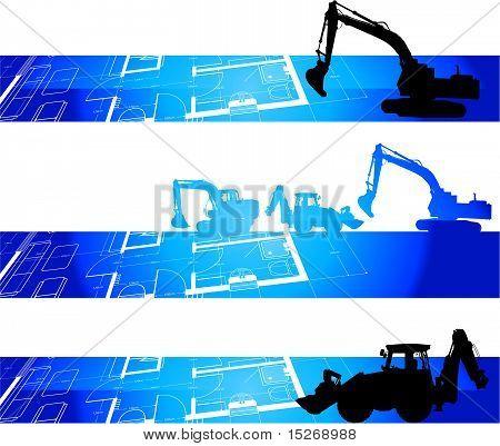 Bauzeichnungen Digger