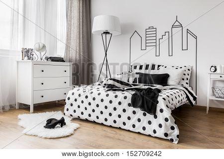 Creative Female Bedroom