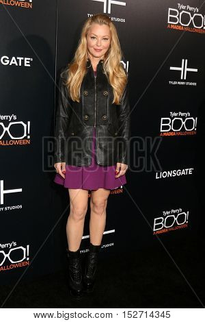 LOS ANGELES - OCT 17:  Charlotte Ross at the