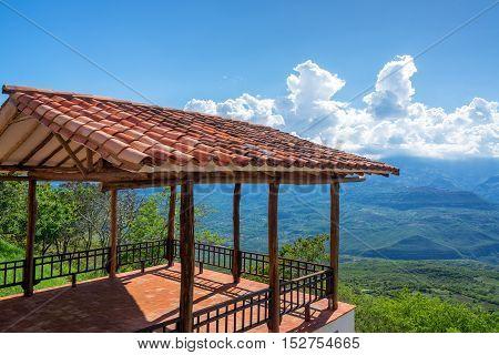 Viewpoint In Barichara