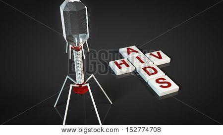 World Aids Day, Hiv Virus, Aids Virus, World Aids Day Background