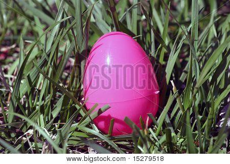 Pink Hidden Easter Egg