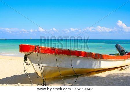 Boat named
