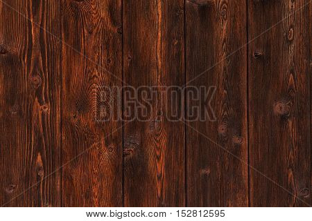 Wood texture, wooden plank background, striped timber desk close up, old table or floor, brown boards with copyspace
