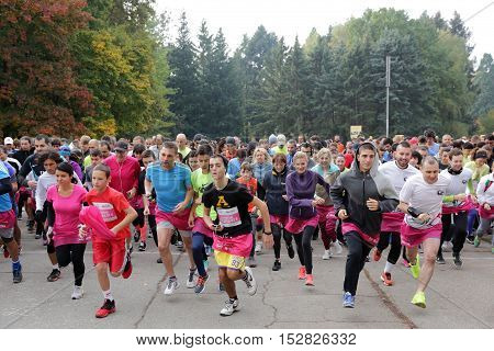 Breast Cancer Awareness Run