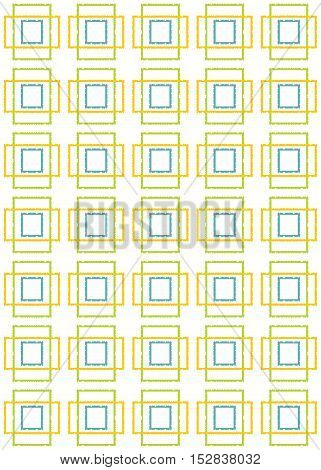 Abstract background with color striped seamless pattern