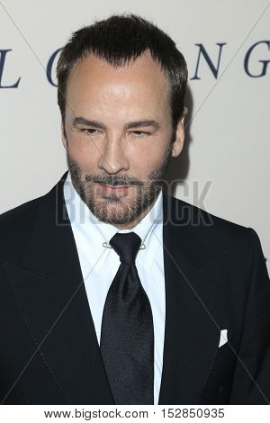 LOS ANGELES - OCT 20:  Tom Ford at the