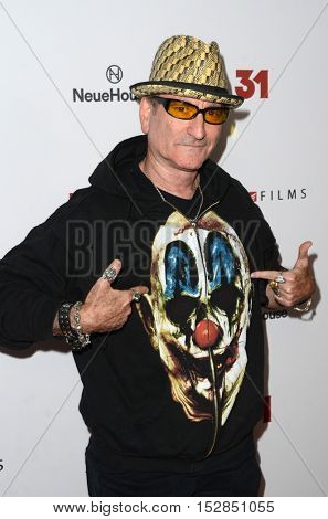 LOS ANGELES - OCT 20:  Robert Steven Rhine at the Special Screening of