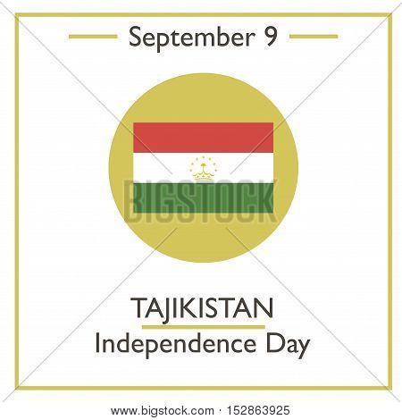 Tajikistan Independence Day, September 9