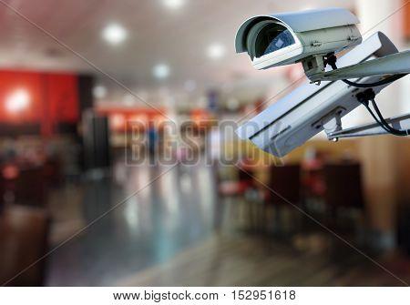Cctv Camera Surveillance System Restaurant