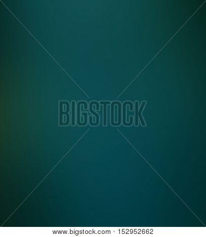 Abstract dark green background smooth gradient effect