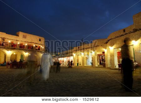 Souq At Night