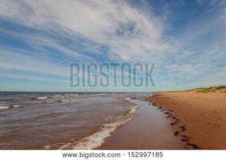 Dalvay Beach (Green Gables Shore Prince Edward Island Canada)
