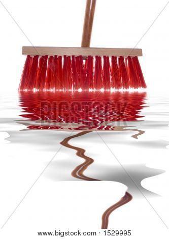 Red Brush