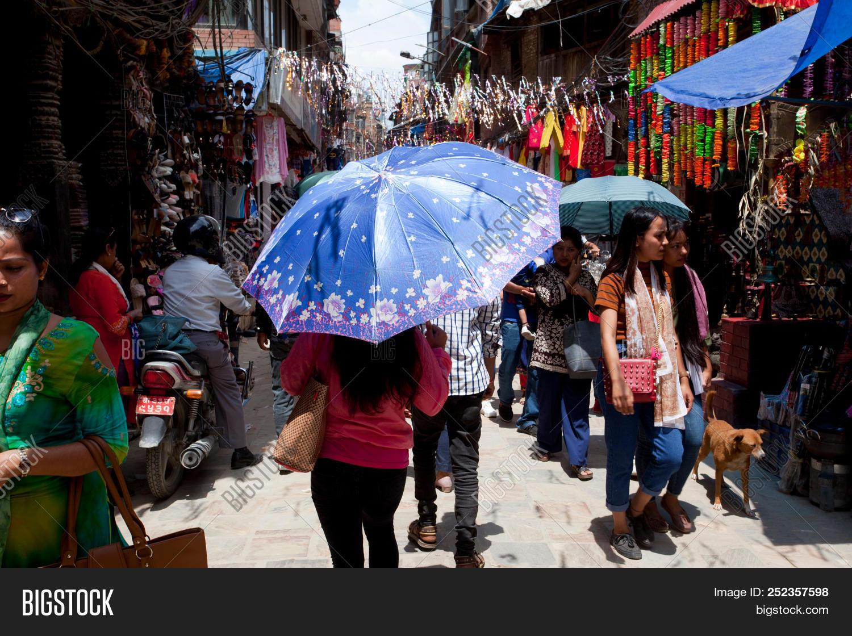 KATHMANDU, NEPAL - Image & Photo (Free Trial) | Bigstock