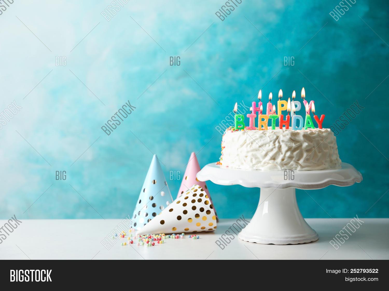 Pleasing Birthday Cake Candles Image Photo Free Trial Bigstock Funny Birthday Cards Online Elaedamsfinfo