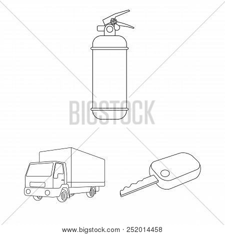 Car, Vehicle Outline Vector & Photo (Free Trial) | Bigstock