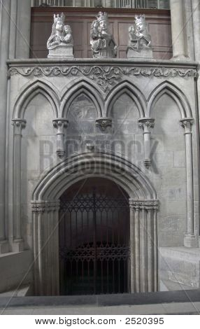Catacomb Entrance