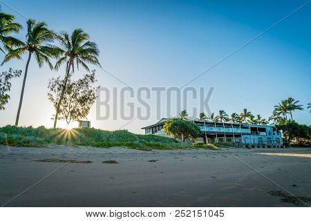 Bundaberg Beach And Surf School In Queensland, Australia