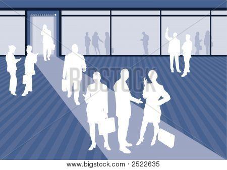 Business Scene 1.Eps