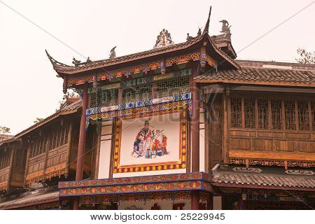 Chinese Style Residential