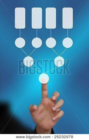 Business Analyze Concept