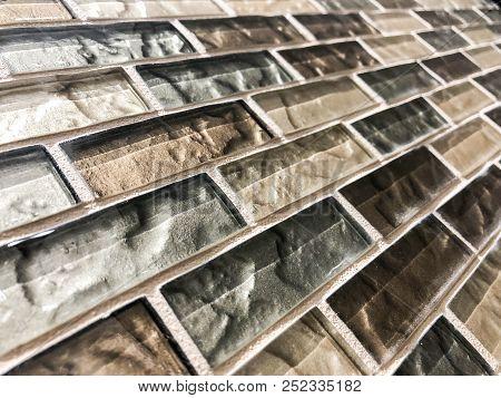 glass tiles for backsplash. mosaic glass tiles. wall glass tiles. horizontal wall glass tiles. rectangular colorful glass tiles.