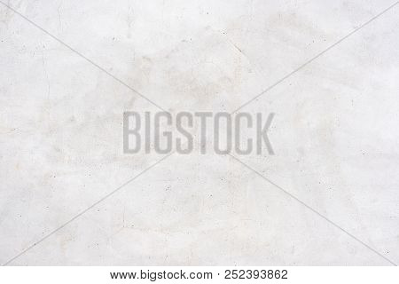 Old Crack Grunge White Concrete Floor Texture Background,weathered Cement Backdrop