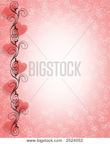 Pink Hearts Valentine 2