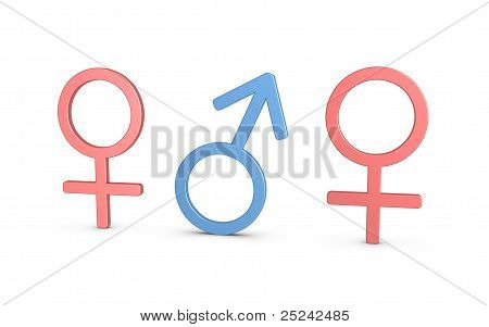 One Male For Two Females. Demographic Disproportion