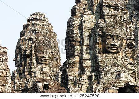 Bayons Angor Wat