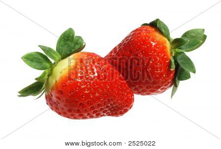 Juicy Strawberries