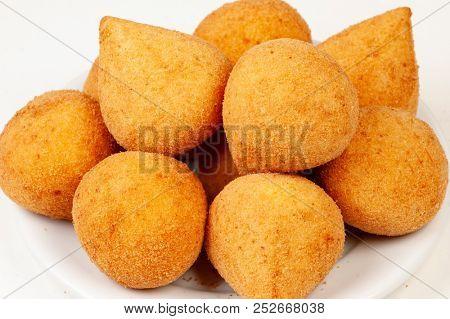 Brazilian Snacks, Coxinha