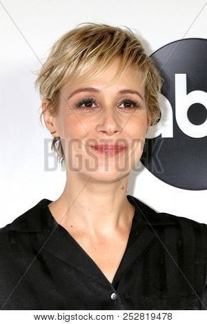 LOS ANGELES - AUG 7:  Liza Weil at the ABC TCA Party- Summer 2018 at the Beverly Hilton Hotel on August 7, 2018 in Beverly Hills, CA