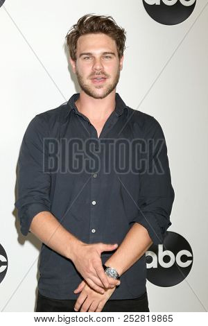 LOS ANGELES - AUG 7:  Grey Damon at the ABC TCA Party- Summer 2018 at the Beverly Hilton Hotel on August 7, 2018 in Beverly Hills, CA