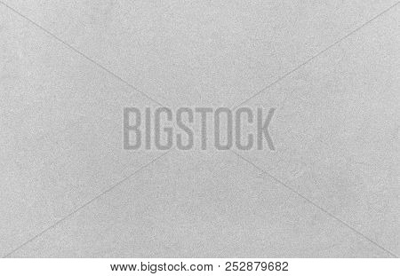 Texture Of Gray Fabric As A Background