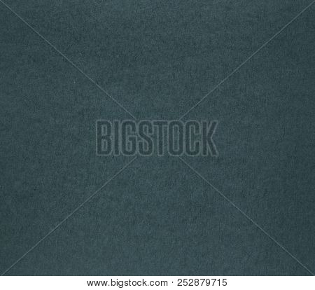 Texture Of Green Fabric As A Background