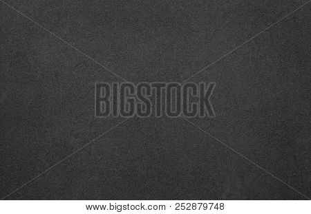 Texture Of Black Fabric As A Background