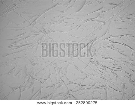 Gray Wall Cement Paint Texture Background. Close Up