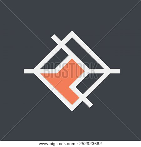 9193cde175713 Letter P Abstract Box Vector & Photo (Free Trial) | Bigstock