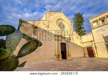 Otranto Cathedral - Indian Fig Apulia - Salento - Italy