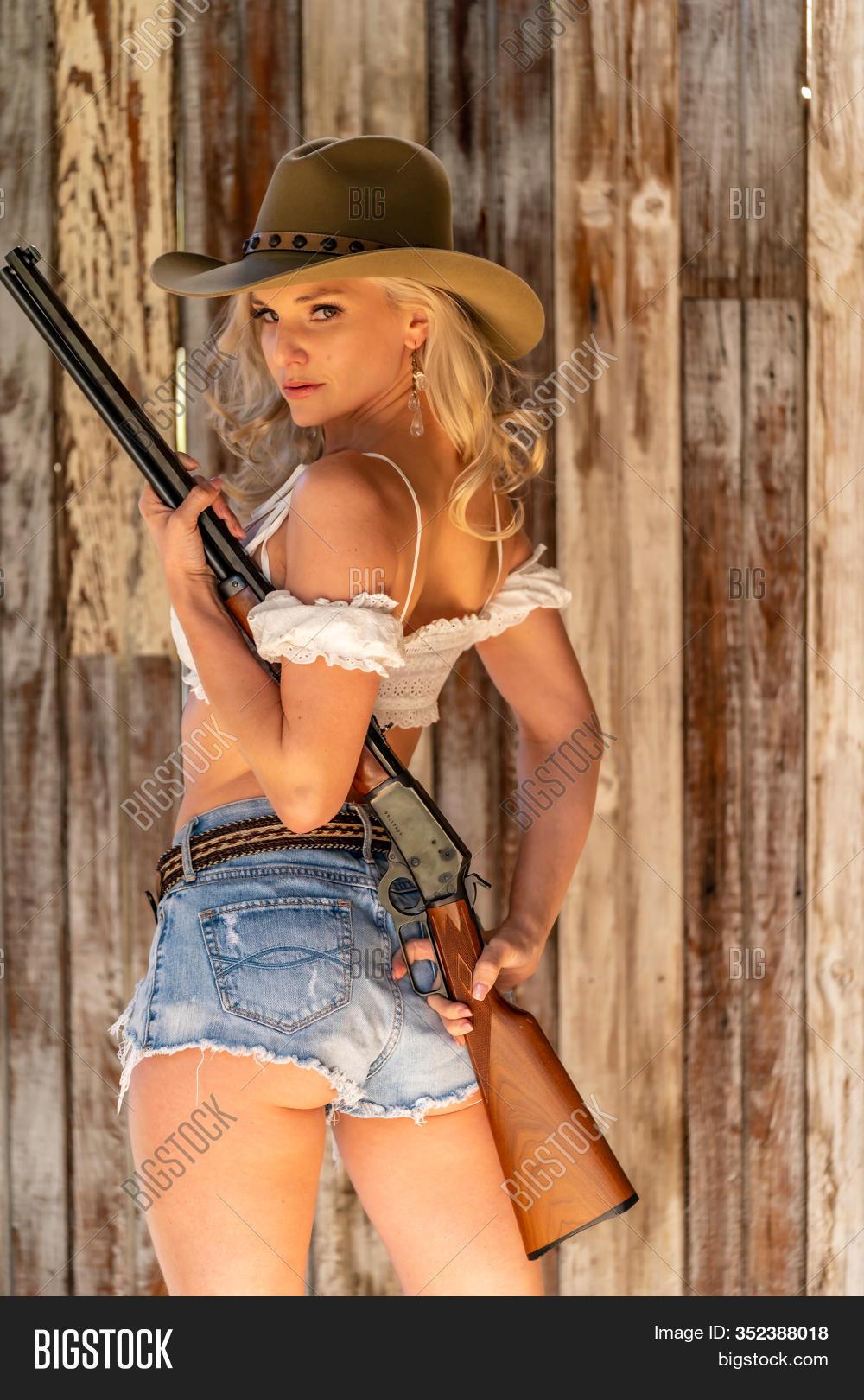 Gorgeous Blonde Model Image Photo Free Trial Bigstock