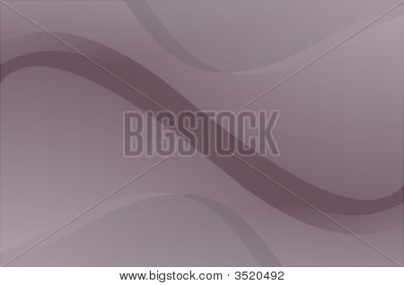 Purple Wavy Background