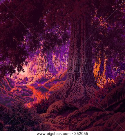 Gothic Forest