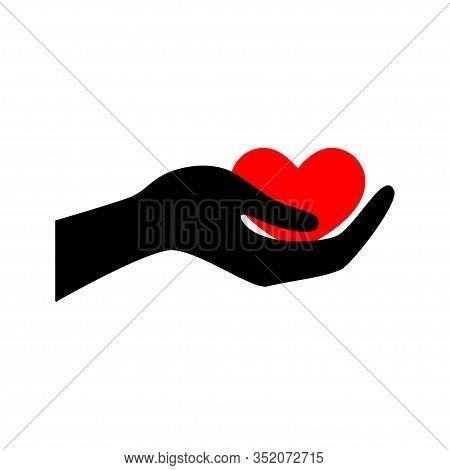 Logo For Insurance Business. Business Idea Concept. Vector Emblem. Vector Illustration Abstract Logo